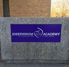 Josephinum Monument Sign