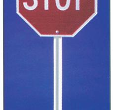 Regulatory Traffic Signs