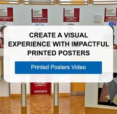 Create a Visual Experience with Impactful Printed Posters