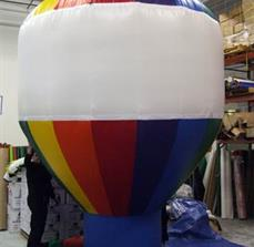 Inflatable Hot Air Balloon Shape