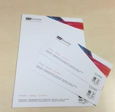 Custom Printed Business Cards and Stationary