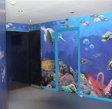 SeaLife Decorative Wall Graphics