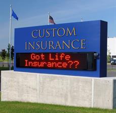 Custom Reader Board