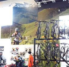 Bike Store Wall Graphics