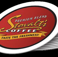 Coffee Shop Coasters