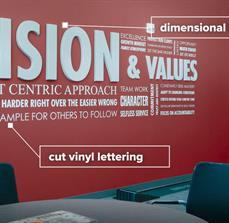 FASTSIGNS® Helps Bring Downtown Office Space to Life with Impactful Branding
