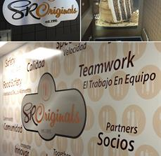 Bakery Building Sign and Wall Graphics