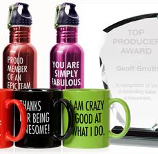 Products for Awards and Recognition