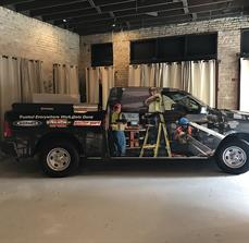Werner Ladders Vehicle Graphics