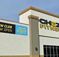 Chuze Fitness Building Signs And Banners