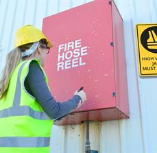 Vinyl Lettering and Safety Signs