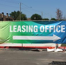Leasing Company Banners