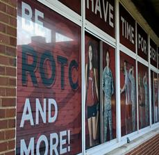 ROTC Window Vinyl