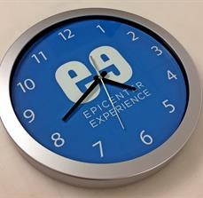 Epicenter Experience Clock