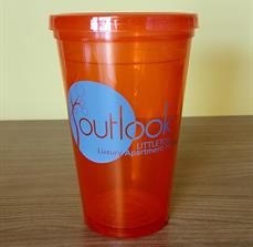 Outlook Luxury Apartment Homes Promotional Cup