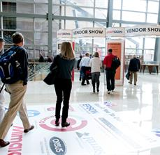Channel 3 Expo Tradeshow Entrance Displays
