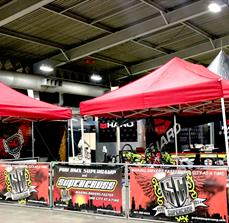 Pro BMX Supercamp Trade Show Displays