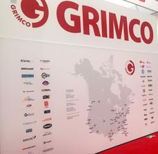 Grimco Tradeshow Display