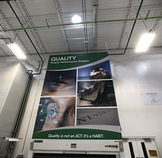 Large Wall Banner