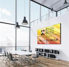 Conference Room Multiscreen Digital Signage