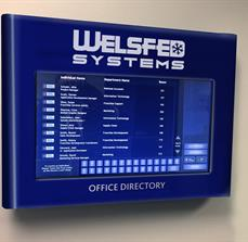 Welsfed Systems Digital Office Directory