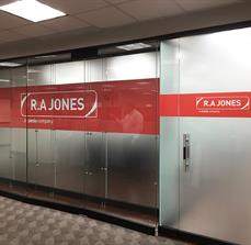 R.A. Jones Window Graphics