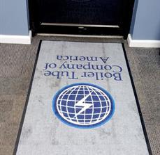 Boiler Tube Company Of America Custom Door Mat
