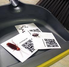 Scram Custom Business Cards