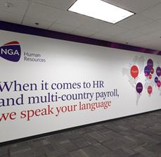 NGA Wall Graphics