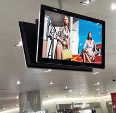 Hanging Digital Signage