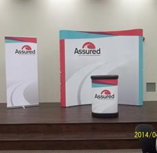 Assured Automotive Trade Show Display