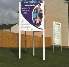 Custom Real Estate Signs