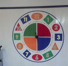 School Clock Graphics