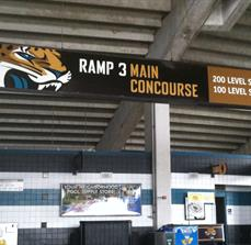 Stadium Concourse Graphics