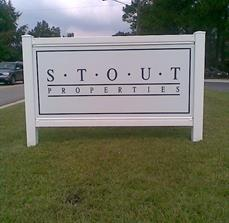 Residential site signs