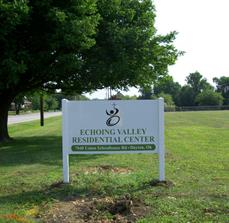 Residential Center Site Signs