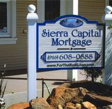 Mortgage Company Site Signs