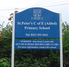 Primary School Site Signs