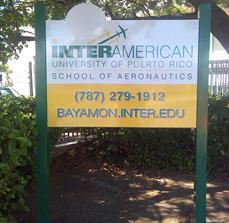 School Site Signs
