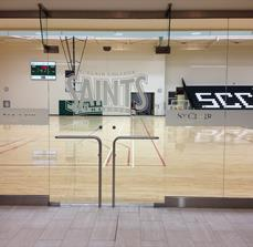 Gymnasium window decals