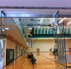 Gymnasium window graphics