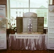 MK - Trade show table top graphics