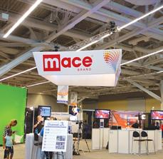 Trade Show Ceiling Signs