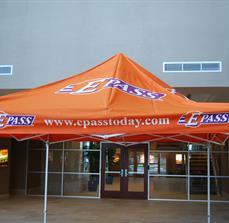 Tent graphics