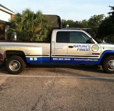 Lawn Care Truck Graphics