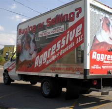 Real Estate Service Vehicle Graphics