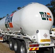 Oil and gas truck graphics