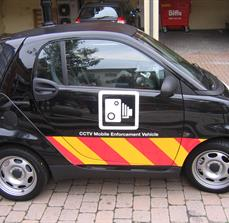 Custom smart car decals