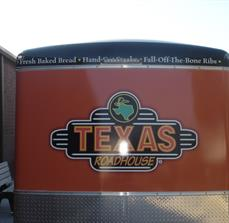 Restaurant Trailer Graphics