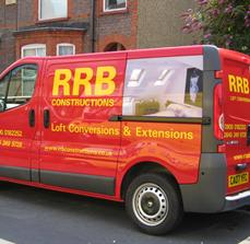 Construction Company Car Graphics